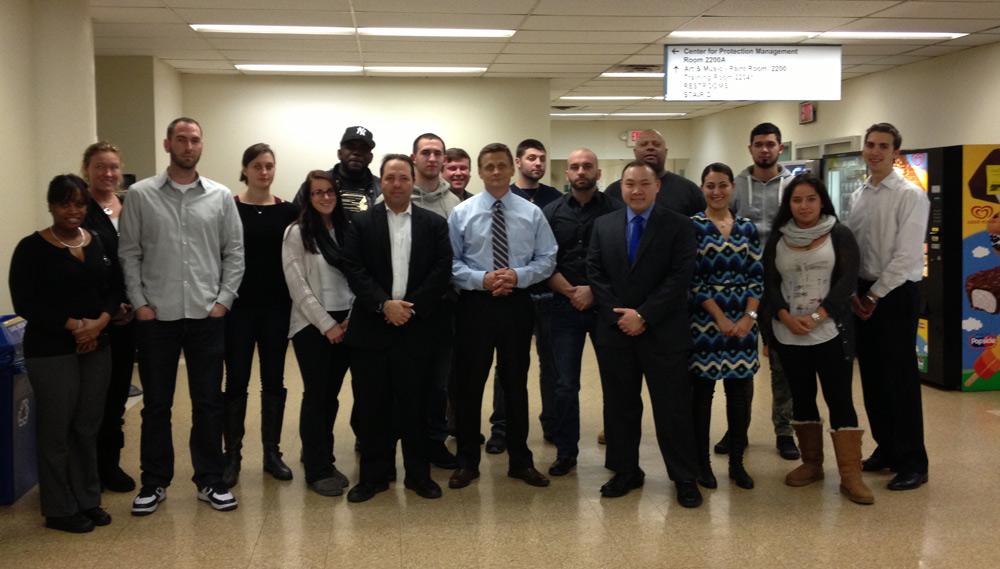 Anti-Terrorism Officer Course John Jay College 2013