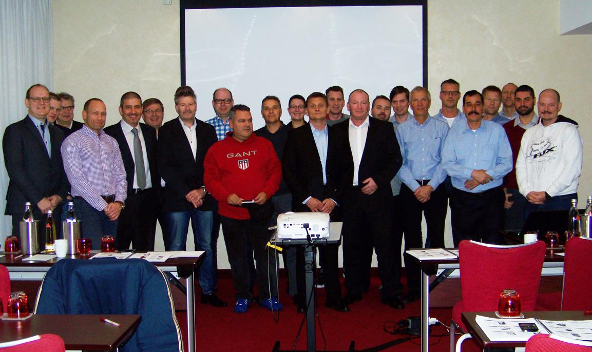 Anti-Terrorism Officer (ATO) Course Cologne 2013