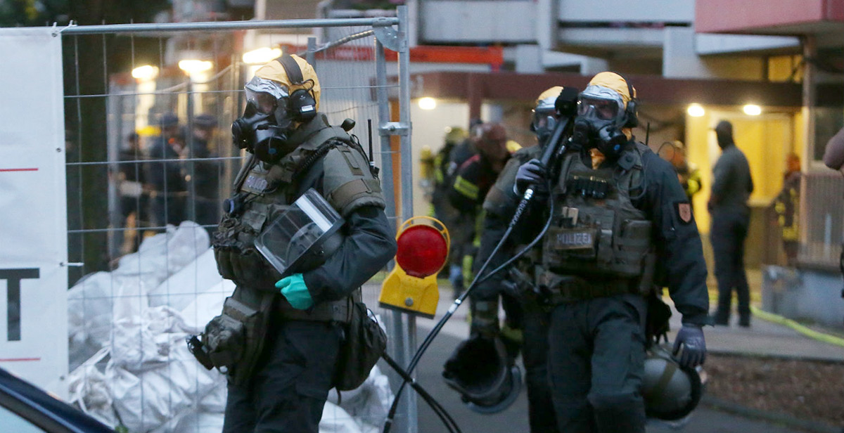 Response to Overt Chemical, Biological, or Radiological Terrorist Attacks